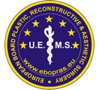 Member of The European Union of Medical Specialists for Plastic, Reconstructive & Aesthetic Surgery